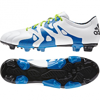 Buty adidas X 15.2 FG/AG Leather S78598