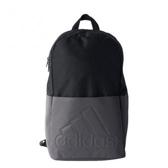 Plecak adidas Classic M BOS czarno-stalowy