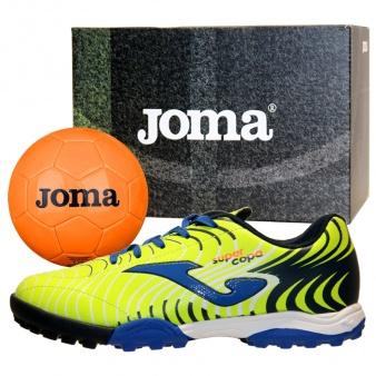 Buty Joma Super Copa JR 2011 TF SCJS.2011.TF + Piłka Gratis