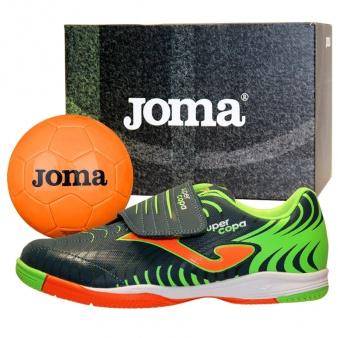 Buty Joma Super Copa JR 2017 IN SCJS.2017.IN + Piłka Gratis