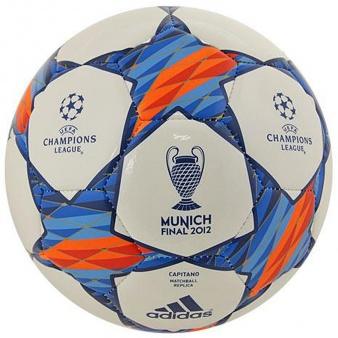 Piłka adidas Finale Munich 2012 Capitano X16701