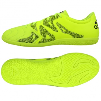Buty adidas X 15.3 IN Leather B32994