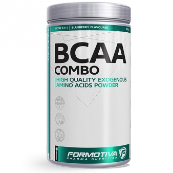 Odżywka Formotiva BCAA Combo
