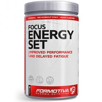 Odżywka Formotiva Focus Energy Set