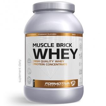 Odżywka Formotiva Muscle Brick Whey