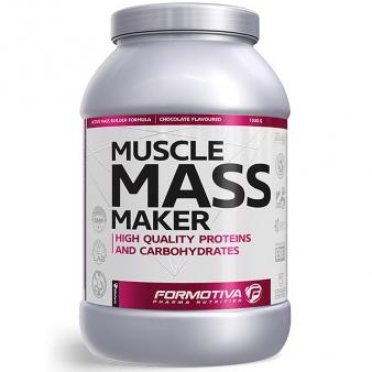 Odżywka Formotiva Muscle Mass Maker
