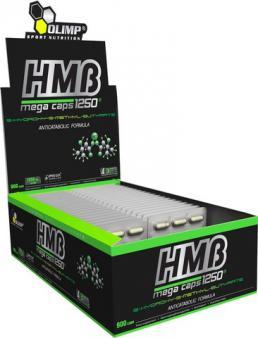 Odżywka Olimp HMB 1250 Mega Caps 150 kaps - 5 listków