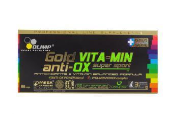 Odżywka Olimp Gold Vita-Min anti-OX Super Sport 60 kaps