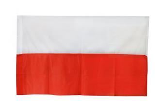 Flaga Polska 110x75