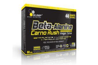 Odżywka Olimp Beta-Alanine Carno Rush Mega Tabs