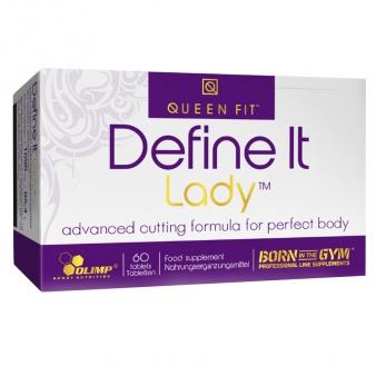 Odżywkla Olimp Define IT Lady