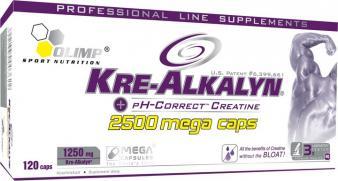 Odżywka Olimp Kre-Alkalyn 2500 Mega Caps