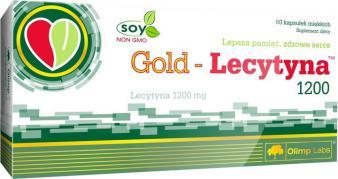 Odżywka Olimp Gold-Lecytyna