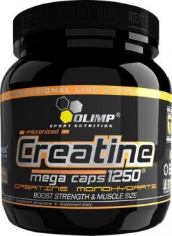 Odżywka Olimp Creatine Monohydrate 1250 Mega Caps