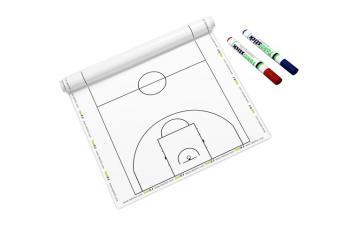 Tablica taktyczna folia piłka koszykowa