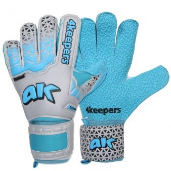 Rękawice 4keepers Champ Astro IV HB + płyn czyszczący