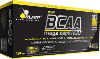 Odżywka Olimp BCAA 1100 Mega Caps