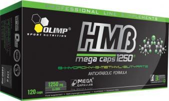 Odżywka Olimp HMB 1250 Mega Caps 120 kaps