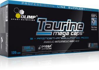 Odżywka Olimp Taurine Mega Caps