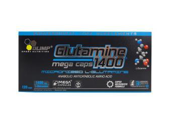 Odżywka Olimp L-Glutamine 1400 Mega Caps