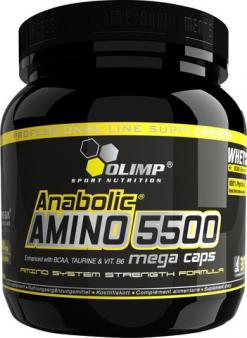 Odżywka Olimp Anabolic Amino 5500