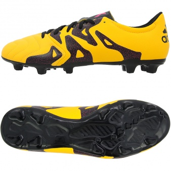 Buty adidas X 15.3 FG/AG Leather S74640