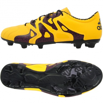 Buty adidas X 15.2 FG/AG Leather S78597