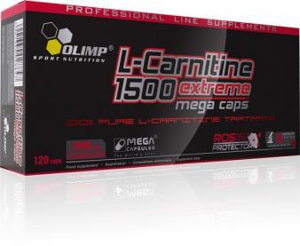 Odżywka Olimp L-Carnitine 1500 Extreme Mega Caps