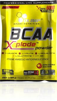 Odżywka Olimp BCAA Xplode Powder
