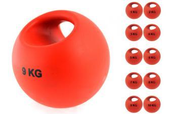 Ciężarek Kettlebell 9 kg